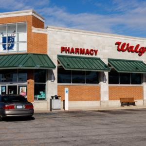 Walgreens inwestuje w małe punkty apteczne skupione na lokalnych potrzebach