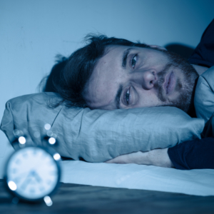 Case study – problemy ze snem u młodych ludzi