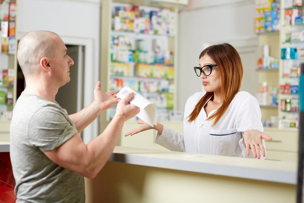 Okazało się, że osobą, która wprowadziła pacjenta w błąd była techniczka farmaceutyczna (fot. Shutterstock)