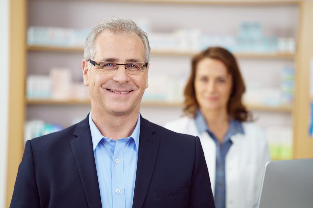O pracę inspektora farmaceutycznego mogą ubiegać się wyłącznie farmaceuci (fot. Shuterstock)