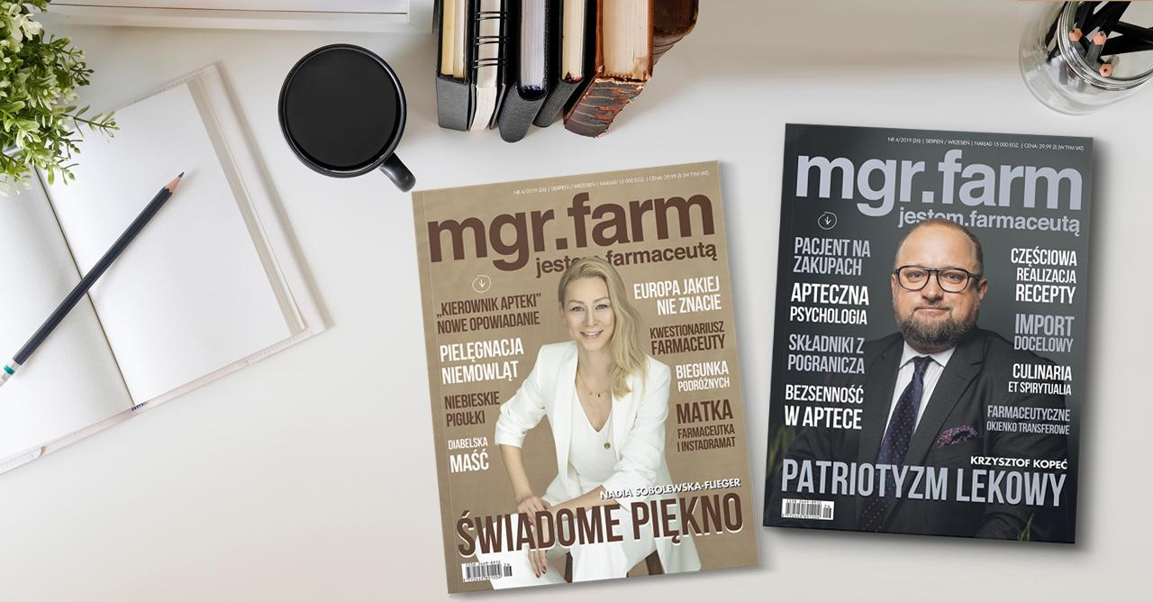 Najnowszy numer magazynu MGR.FARM już w sprzedaży!