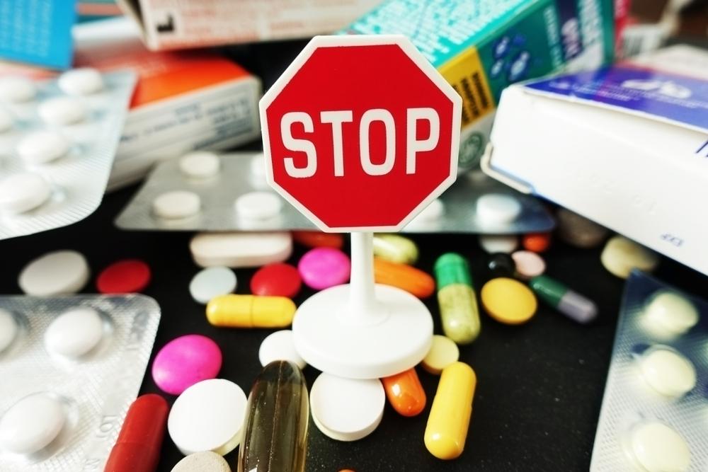 Jednego dnia GIF wycofał z obrotu dwa leki: Saridon i Reseligo (fot. Shutterstock)