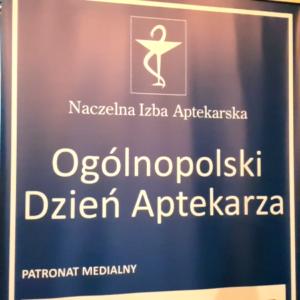 Retransmisja z obchodów Ogólnopolskiego Dnia Aptekarza!
