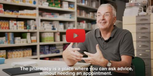 VIDEO: Jak wygląda praca francuskiego farmaceuty?