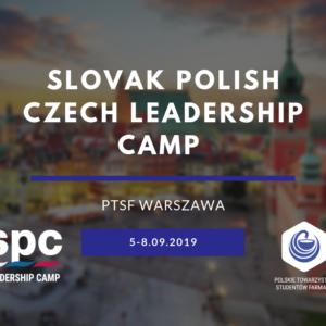Slovak Polish Czech Leadership Camp już wkrótce w Warszawie