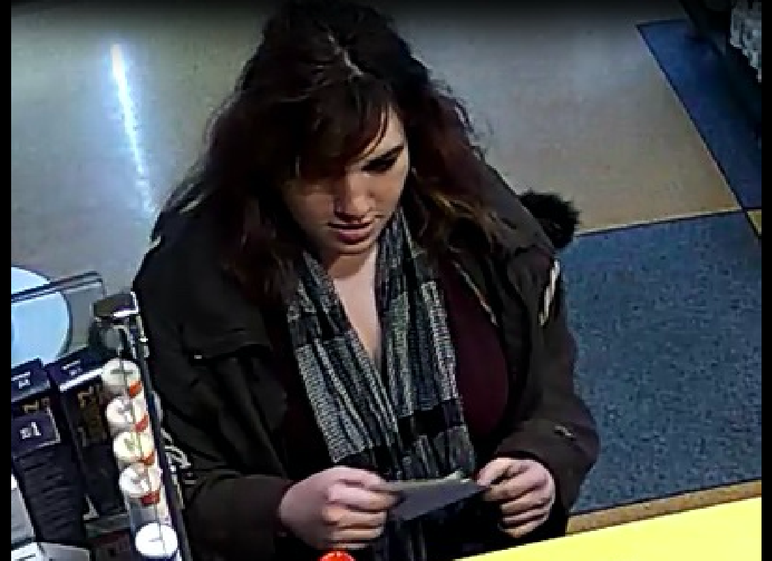 Częstochowscy policjanci poszukują kobiety, która posługiwała się sfałszowanymi receptami (fot. czestochowa.slaska.plicja.gov.pl).