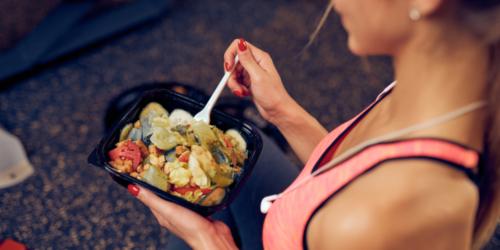 Odżywianie, a wysiłek fizyczny. Z czym to się je?