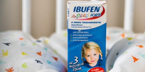 W wycofanym Ibufenie było za dużo ibuprofenu. Producent uspokaja…