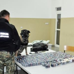 Ukrainka zatrzymana na granicy z walizką pełną leków