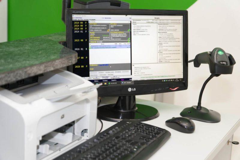 Cały proces najlepiej przeprowadzić po zamknięciu apteki (fot. MGR.FARM)