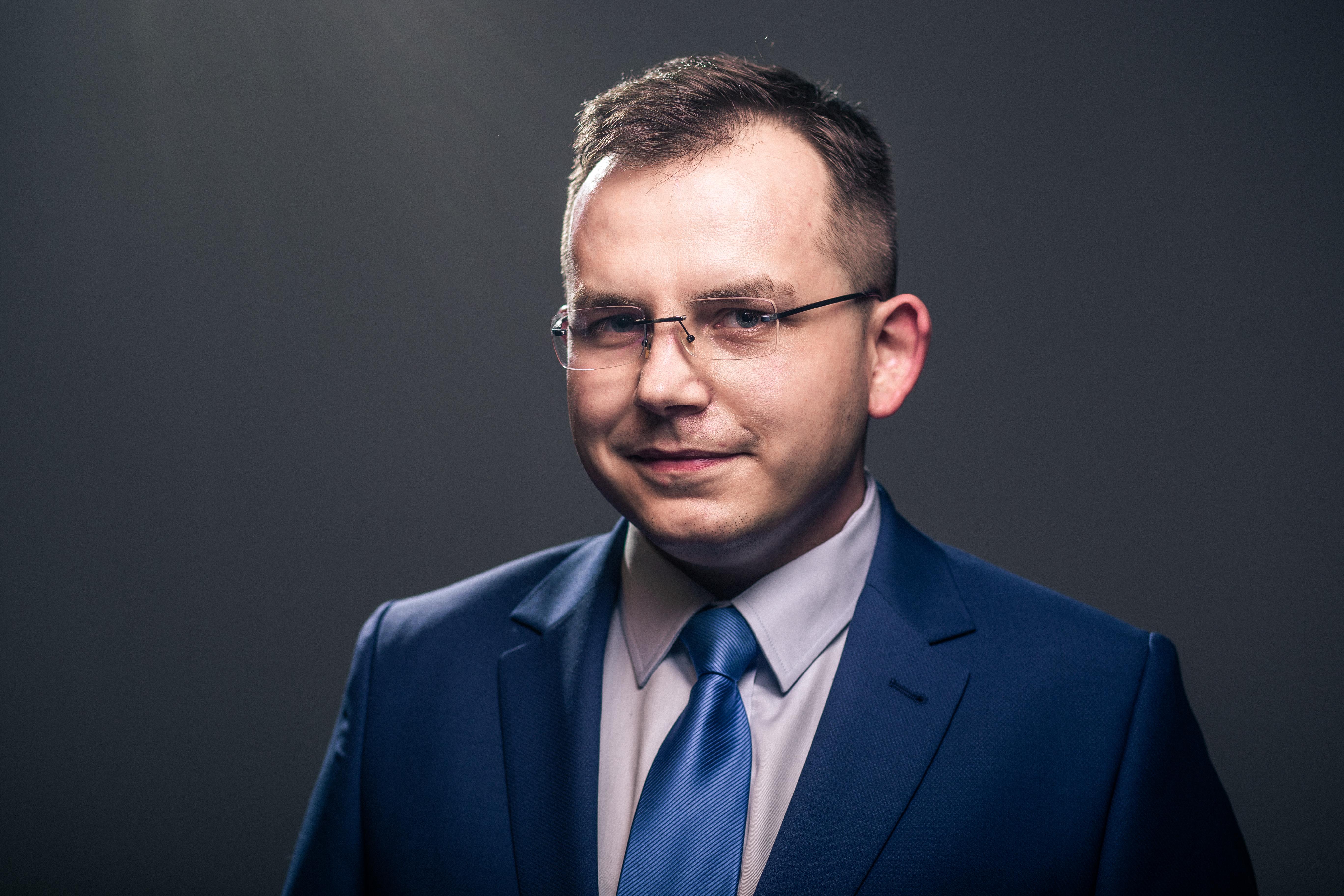 Paweł Rychlik uzyskał 21,8 tys. głosów, co stanowi trzeci wśród kandydatów PiS (fot. Paweł Rychlik)