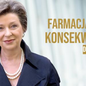 Irena Eris: Farmacja uczy konsekwencji