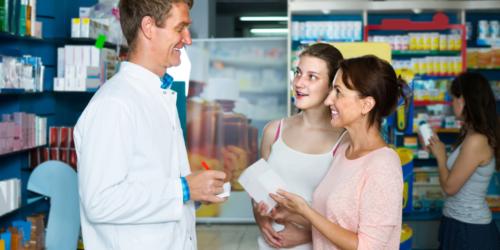Przed użyciem skonsultuj się z lekarzem… A co z farmaceutą?