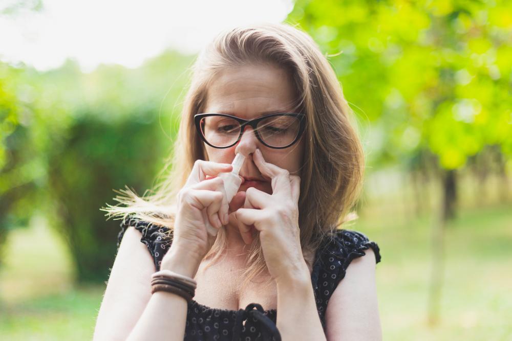 W najbliższym sezonie alergicznym rozegra się walka dwóch firm posiadających w swoim portfolio mometazon OTC (fot. Shutterstock)