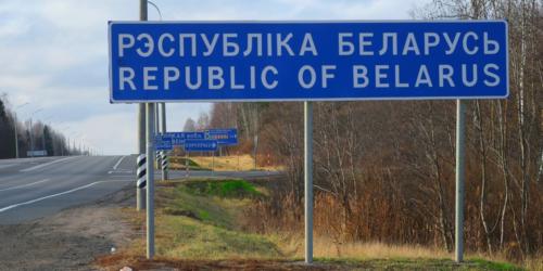 Wyjeżdżając na Białoruś lepiej nie brać ze sobą leków na przeziębienie…