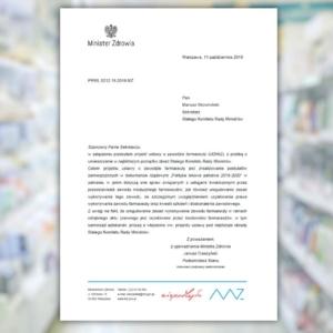 Kolejny krok do ustawy o zawodzie farmaceuty. A co z technikami?