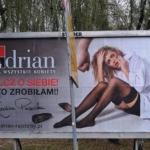 Farmaceutka w kontrowersyjnej kampanii... reklamowej rajstop