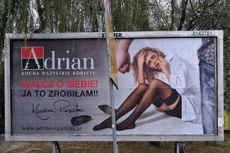 Farmaceutka odniosła się też do kontrowersyjnej kampanii reklamowej producenta rajstop, w której wzięła udział (Fot. Facebook/Marketing Przy Kawie)