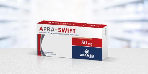 Wycofanie jednej serii leku Apra-swift z powodu błędu drukarskiego