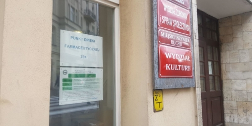 """W Poznaniu powstał """"Punkt Opieki Farmaceutycznej"""". Kto skorzysta?"""