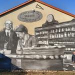 Farmaceuta bohaterem murala w Wojniczu