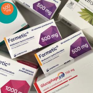 Informacja EMA w sprawie leków przeciwcukrzycowych zawierających metforminę