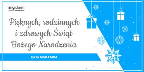 Najlepsze życzenia świąteczne od MGR.FARM