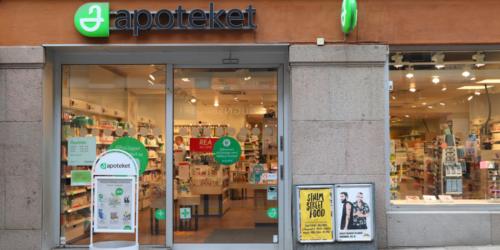Szwedzka apteka oczami polskiego farmaceuty
