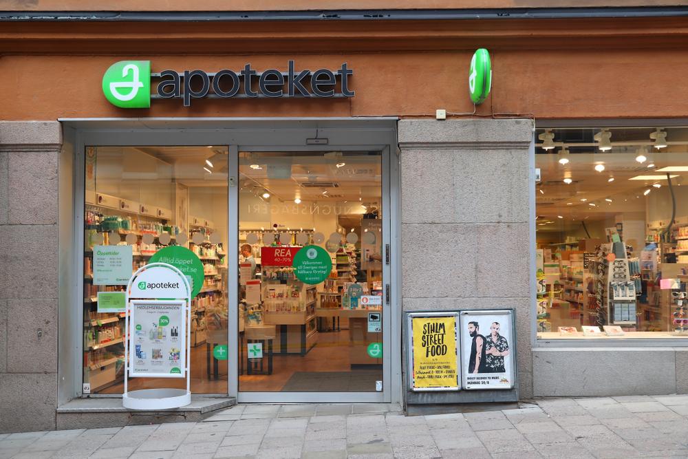 Szwedzi mają do zawodu farmaceuty duże zaufanie (fot. Shutterstock)