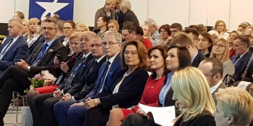 Małgorzata Kidawa-Błońska: farmaceuci stanowią bardzo ważną część systemu ochrony zdrowia
