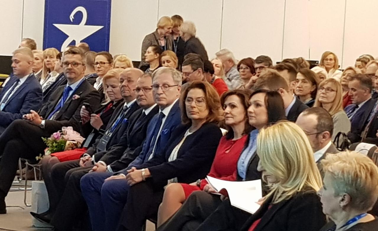 Małgorzata Kidawa-Błońska wskazała, że należy wzmocnić pozycję aptekarzy (fot. MGR.FARM)