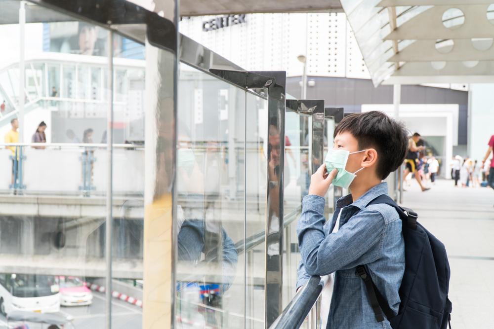 Ponadto ŚIA przypomina, że zgodnie z zaleceniami Głównego Inspektora Sanitarnego i WHO osoby zdrowe nie powinny używać maseczek (fot. Shutterstock).