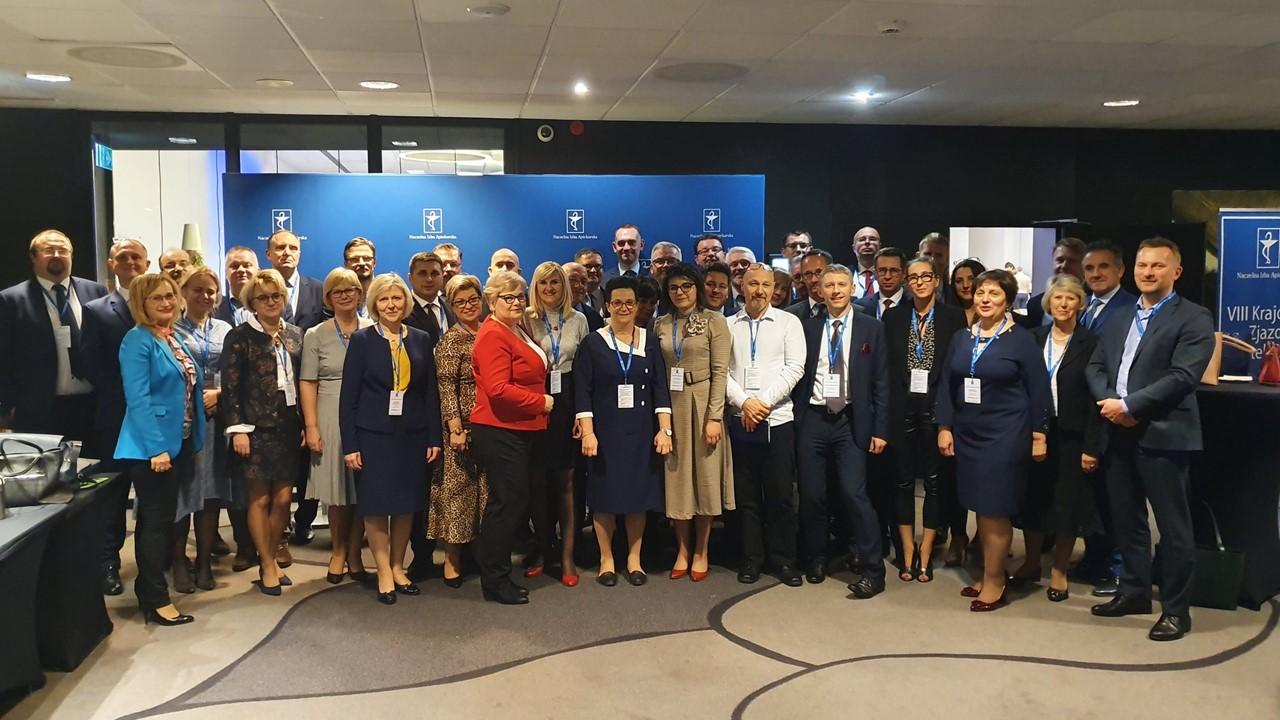 Pełny skład Naczelnej Rady Aptekarskiej VIII kadencji (fot. NIA)