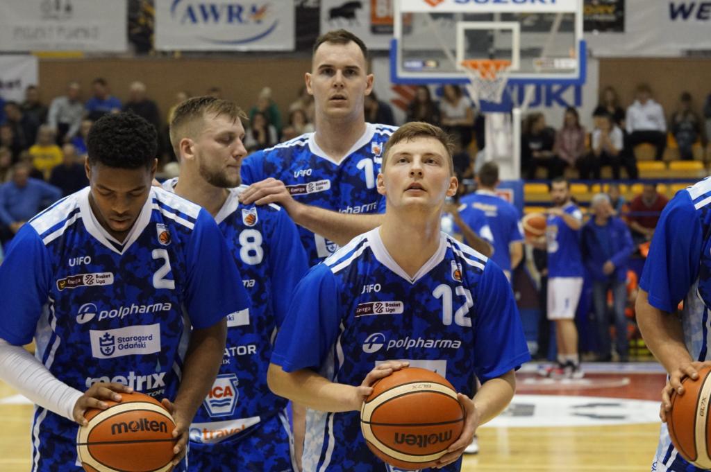 Polpharma przeniesie na Gminę Miejską, w drodze darowizny, własność wszystkich posiadanych 4.580 akcji Klubu (fot. polpharmabasketball.pl)