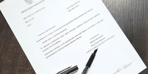 Projekt ustawy o zawodzie farmaceuty trafił do Sejmu. Ponad 800 stron…