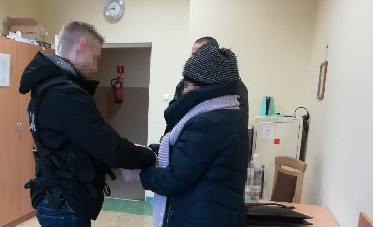 Wśród zatrzymanych w ubiegłym tygodniu znaleźli się kierownicy aptek (fot. Prokuratura Krajowa)