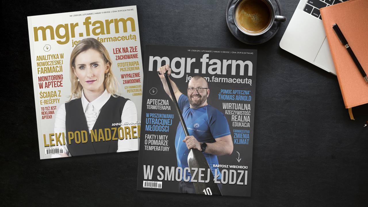 Najnowszy numer magazynu MGR.FARM już dostępny. Zamów prenumeratę!