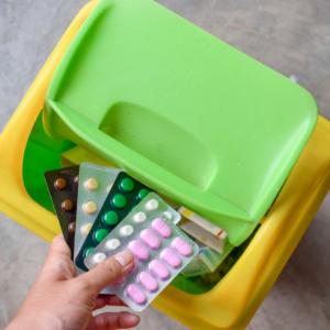 Sprawozdanie o lekach przekazanych do utylizacji w roku 2020