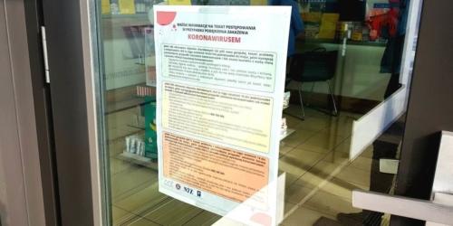 NIA: Obsługiwać pacjentów aptek przez okienka do sprzedaży nocnej
