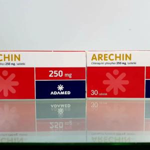 Wzrost zainteresowania Arechinem w aptekach w związku z COVID-19