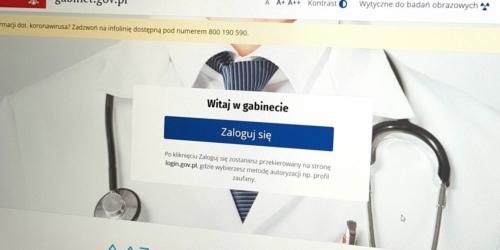 Farmaceuci wystawią wkrótce refundowane recepty w aplikacji gabinet.gov.pl