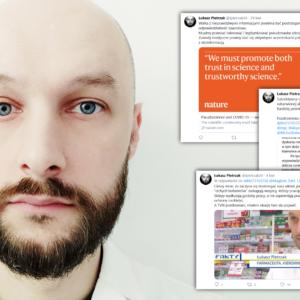 Farmaceuci powinni włączyć się w walkę z dezinformacją i pseudonauką