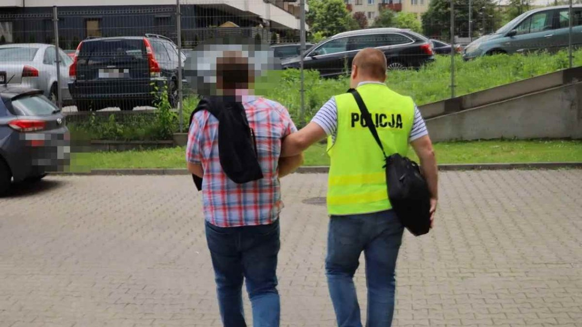 Zatrzymano i postawiono zarzuty kolejnym 5 osobom z województwa mazowieckiego i lubelskiego (Fot. KWP Radom)