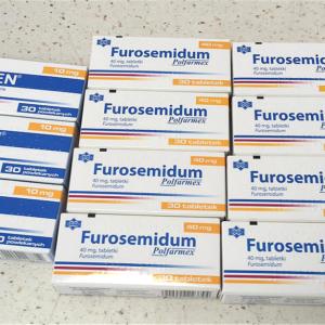 Instrukcje dla aptek w sprawie reklamacji leków Furosemid i Nasen