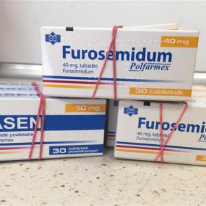 PILNE: Wycofanie Furosemidu i Nasenu z powodu pomyłki pakowania…