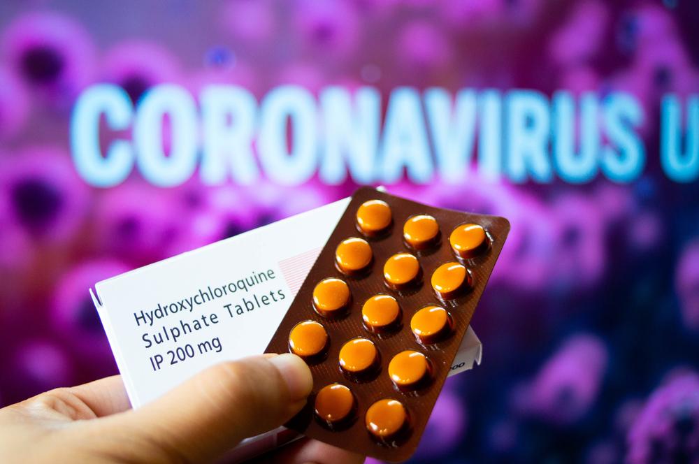 Stosowanie chlorochiny u pacjentów wiąże się z ryzykiem wystąpienia u nich hipoglikemii (fot. Shutterstock)