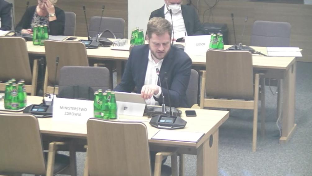 Redakcji MGR.FARM udało dotrzeć do treści poprawki, która ma uspokoić środowisko farmaceutyczne (fot. sejm.gov.pl)