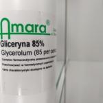 Uwaga! Gliceryna 85% wycofana z obrotu