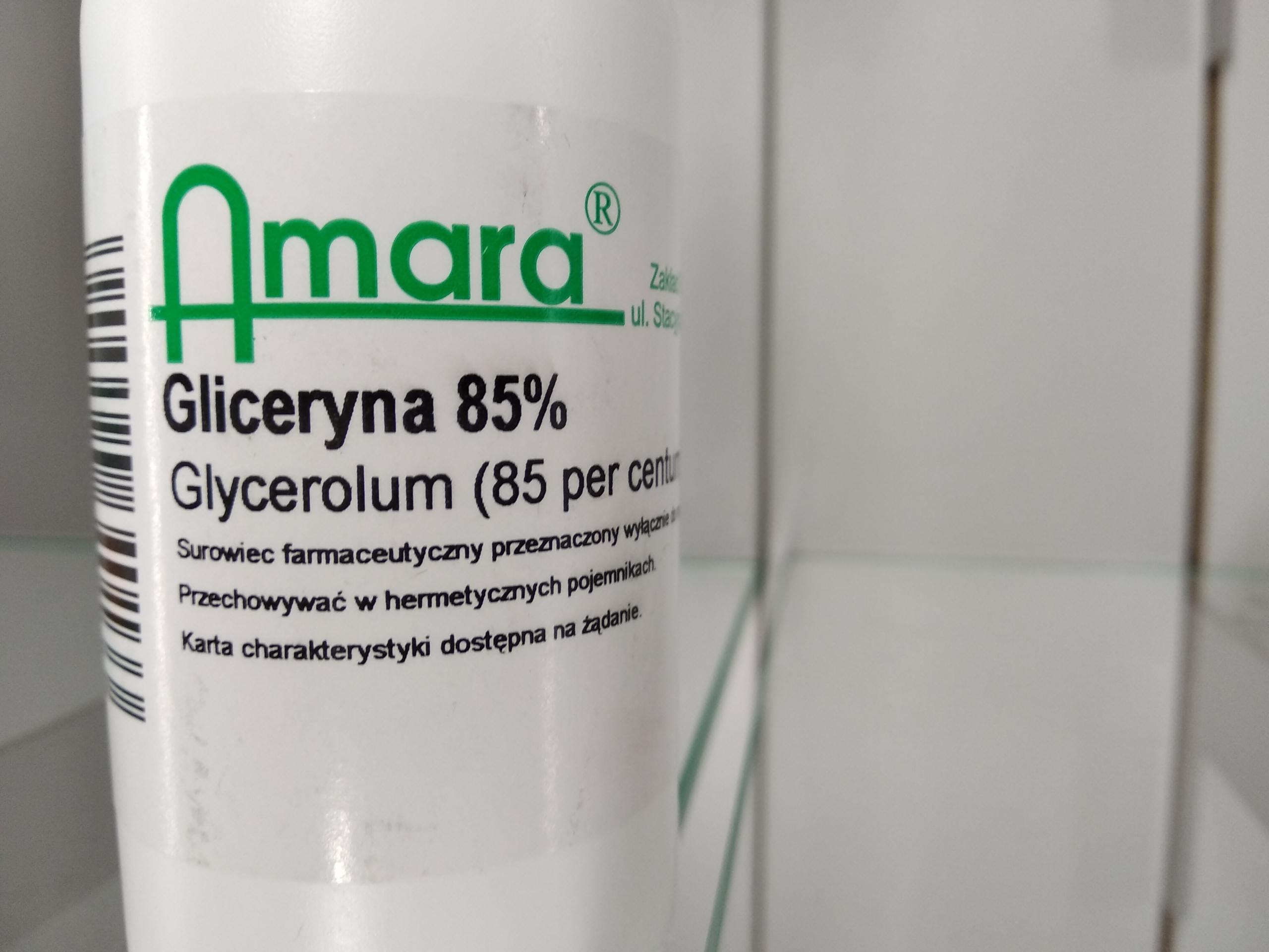 Podmiot odpowiedzialny podejrzewa brak spełnienia wymagań jakościowych tego surowca farmaceutycznego (fot. MGR.FARM)