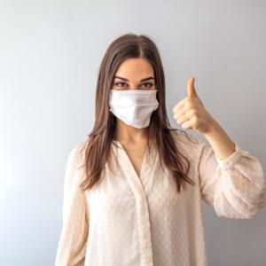 """WHO startuje z nową kampanią """"Mask challenge"""""""